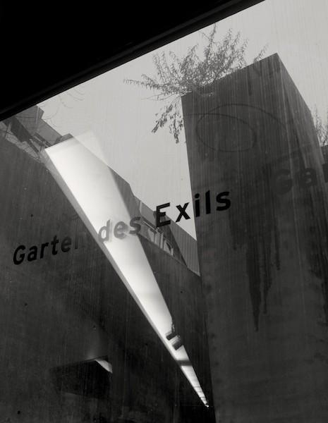 Garten des Exils – Judisches Museum décembre 2013