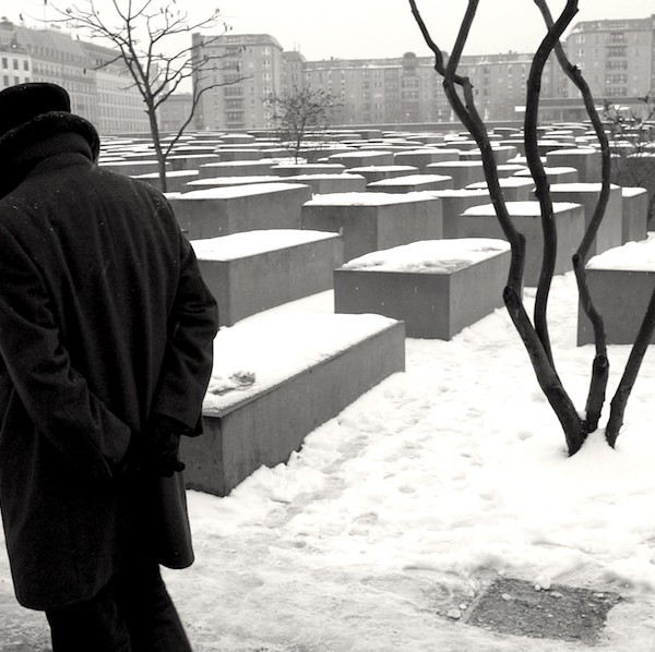 Holocaust Memorial décembre 2012