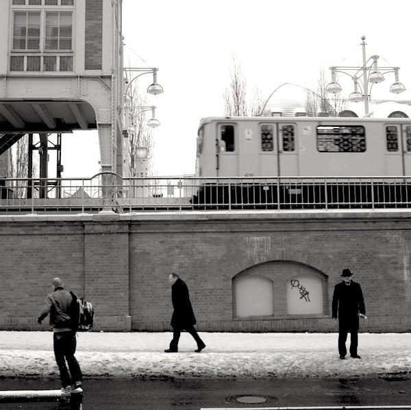 Warschauer Strasse 2012