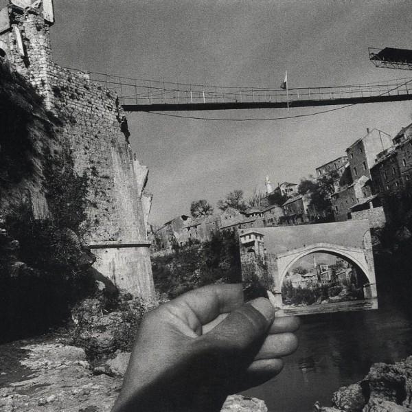 Le motif du mur dans l'œuvre de Koudelka - Grèce 1995